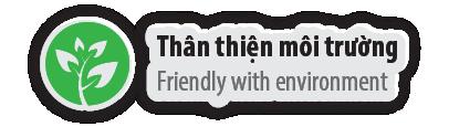 Tấm pima chất liệu không độc hai than thiên với môi trường và con người